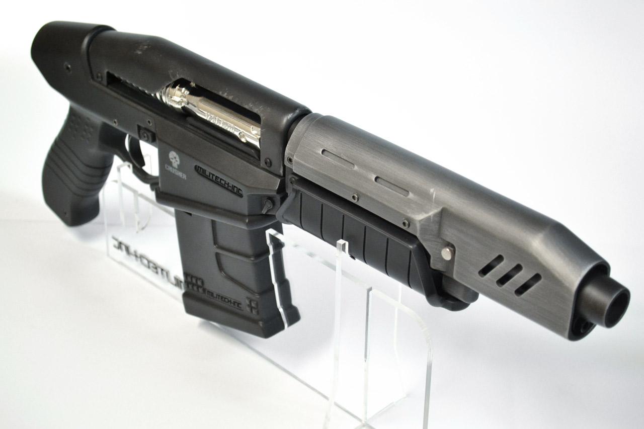 Replika zbraně z traileru Cyberpunk 2077 84278