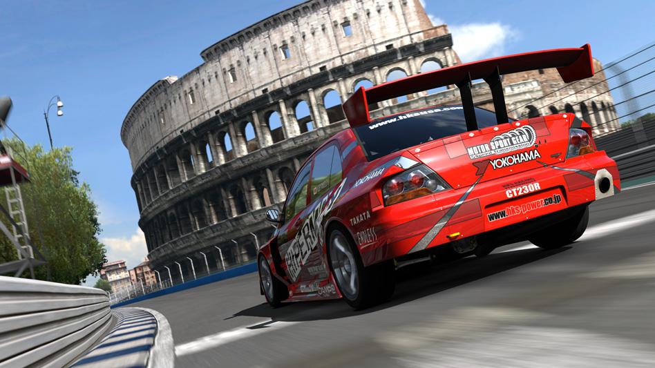 Gran Turismo 5 a řada zajímavých novinek 8445