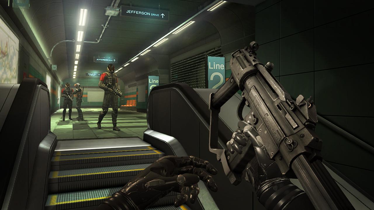 Eidos uklidňuje fanoušky Deus Ex 8451