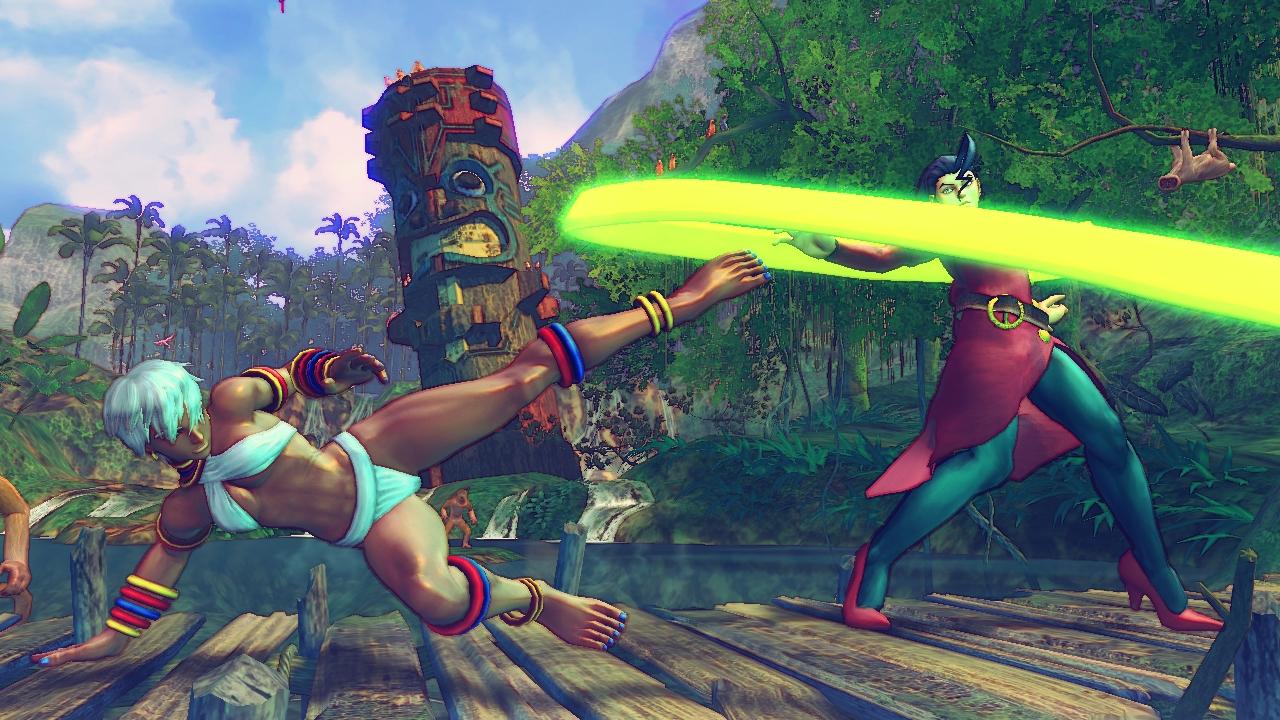Capcom představil Ultra Street Fighter 4 84645
