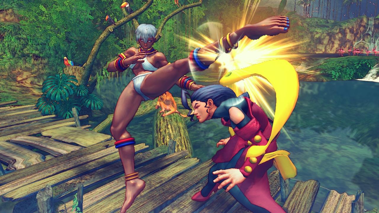 Capcom představil Ultra Street Fighter 4 84646