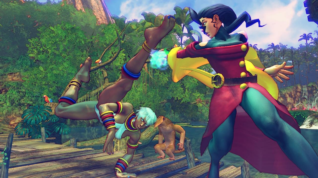 Capcom představil Ultra Street Fighter 4 84647