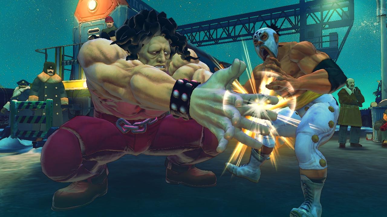 Capcom představil Ultra Street Fighter 4 84649