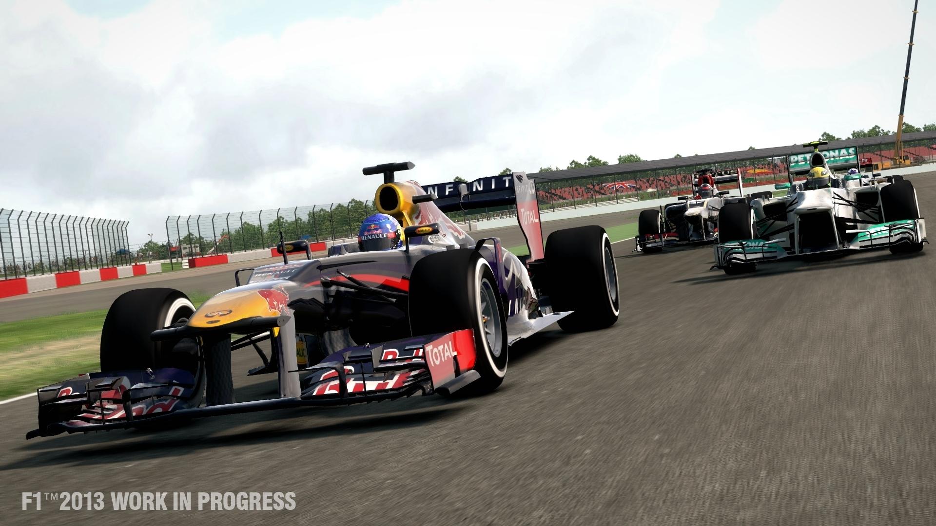 F1 2013 – dokonalejší, zato recyklovanější závody 84666