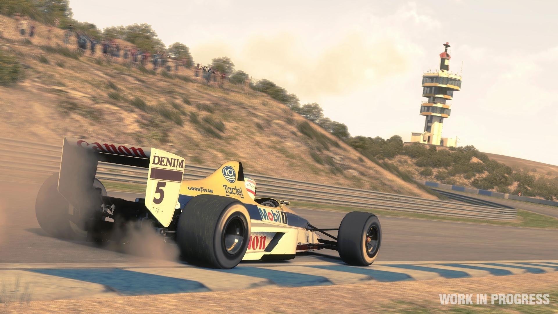 F1 2013 – dokonalejší, zato recyklovanější závody 84676