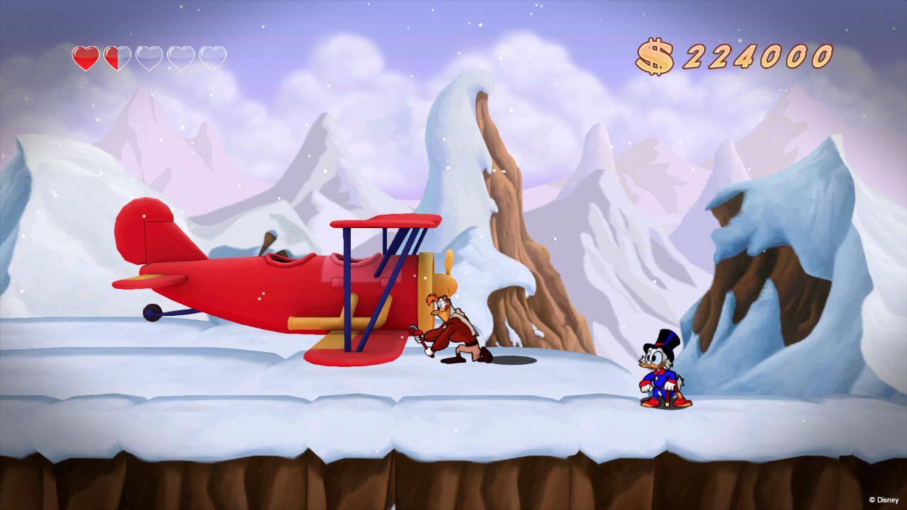 Návštěva Himalájí v podání DuckTales: Remastered 84820