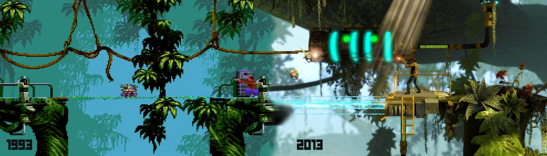 K remaku Flashbacku dostanete i původní hru 84853