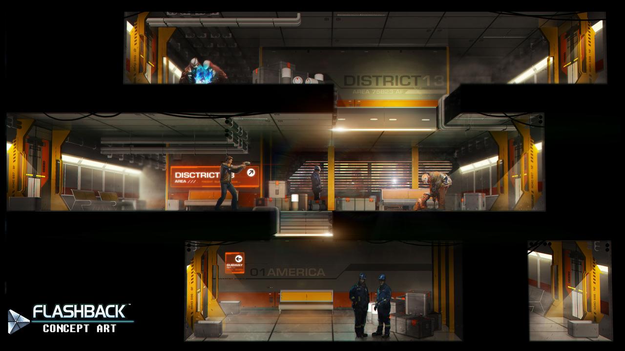 K remaku Flashbacku dostanete i původní hru 84857