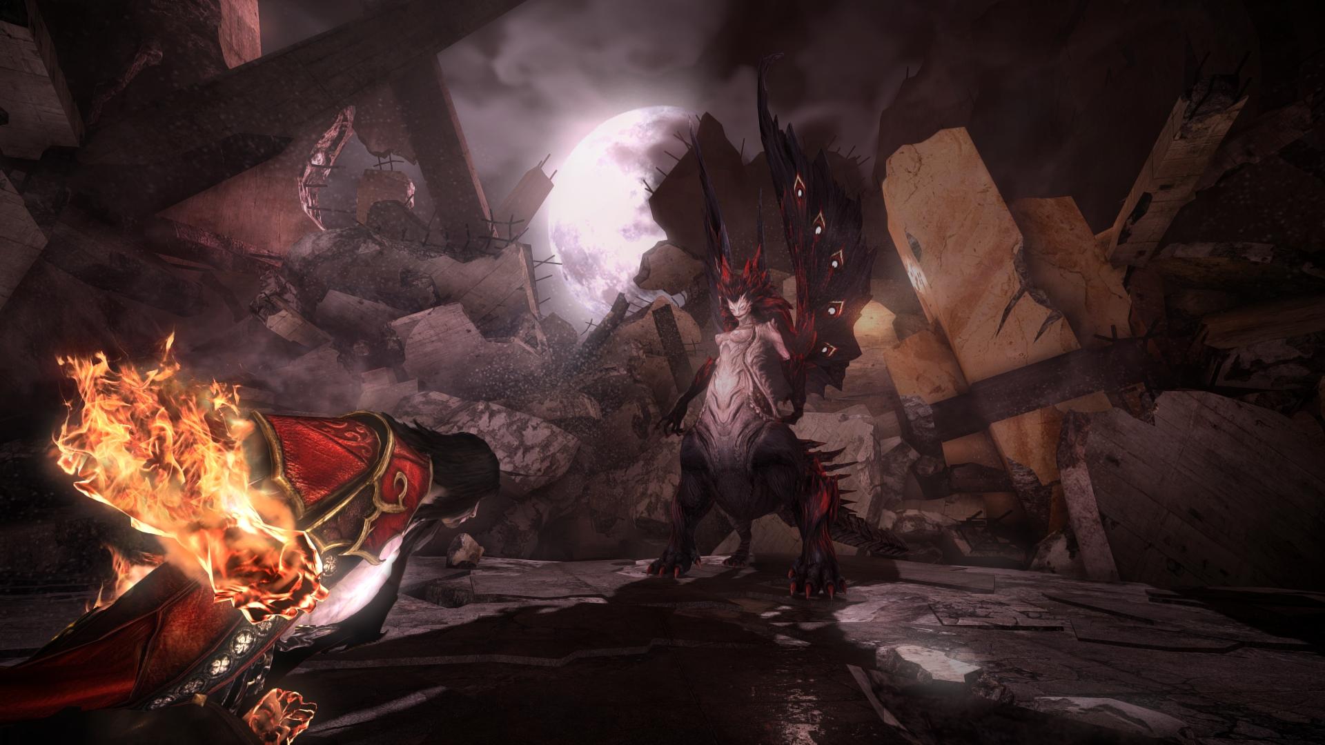 Screenshoty z Castlevania: Lords of Shadow 2 84886