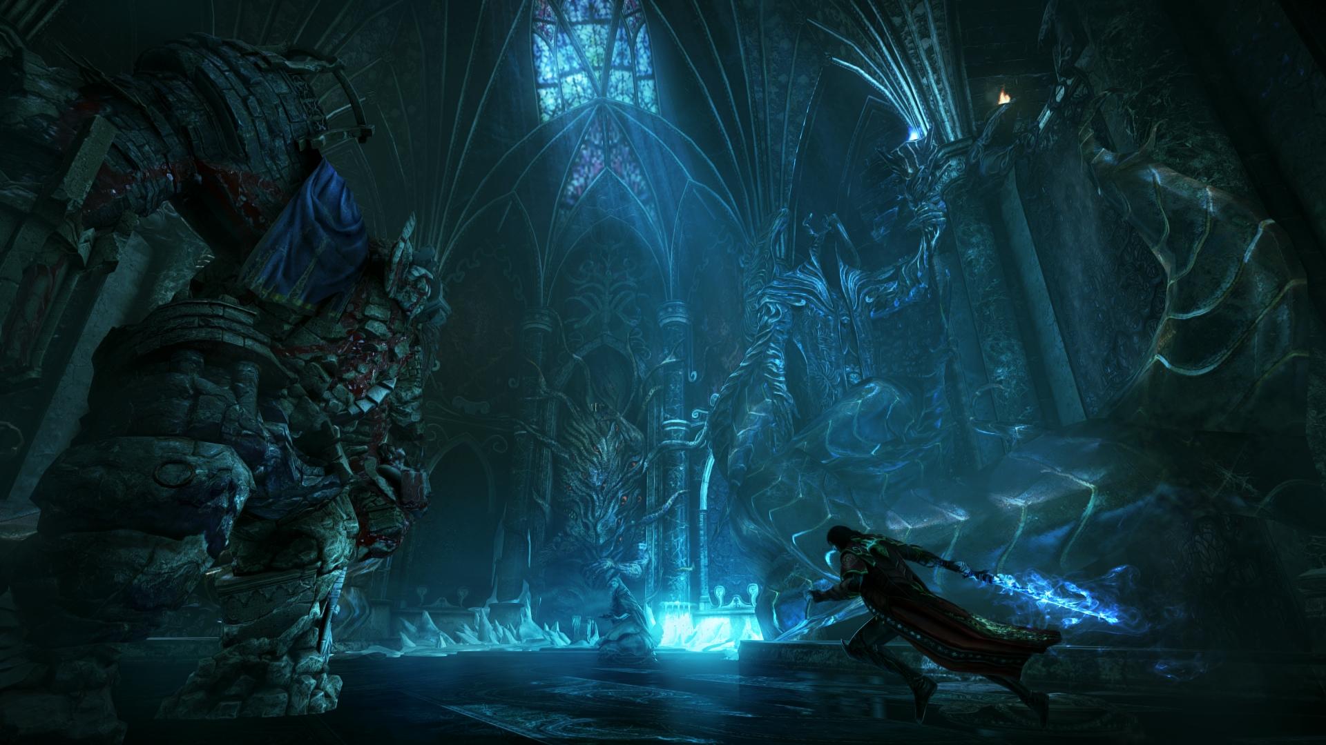 Screenshoty z Castlevania: Lords of Shadow 2 84888