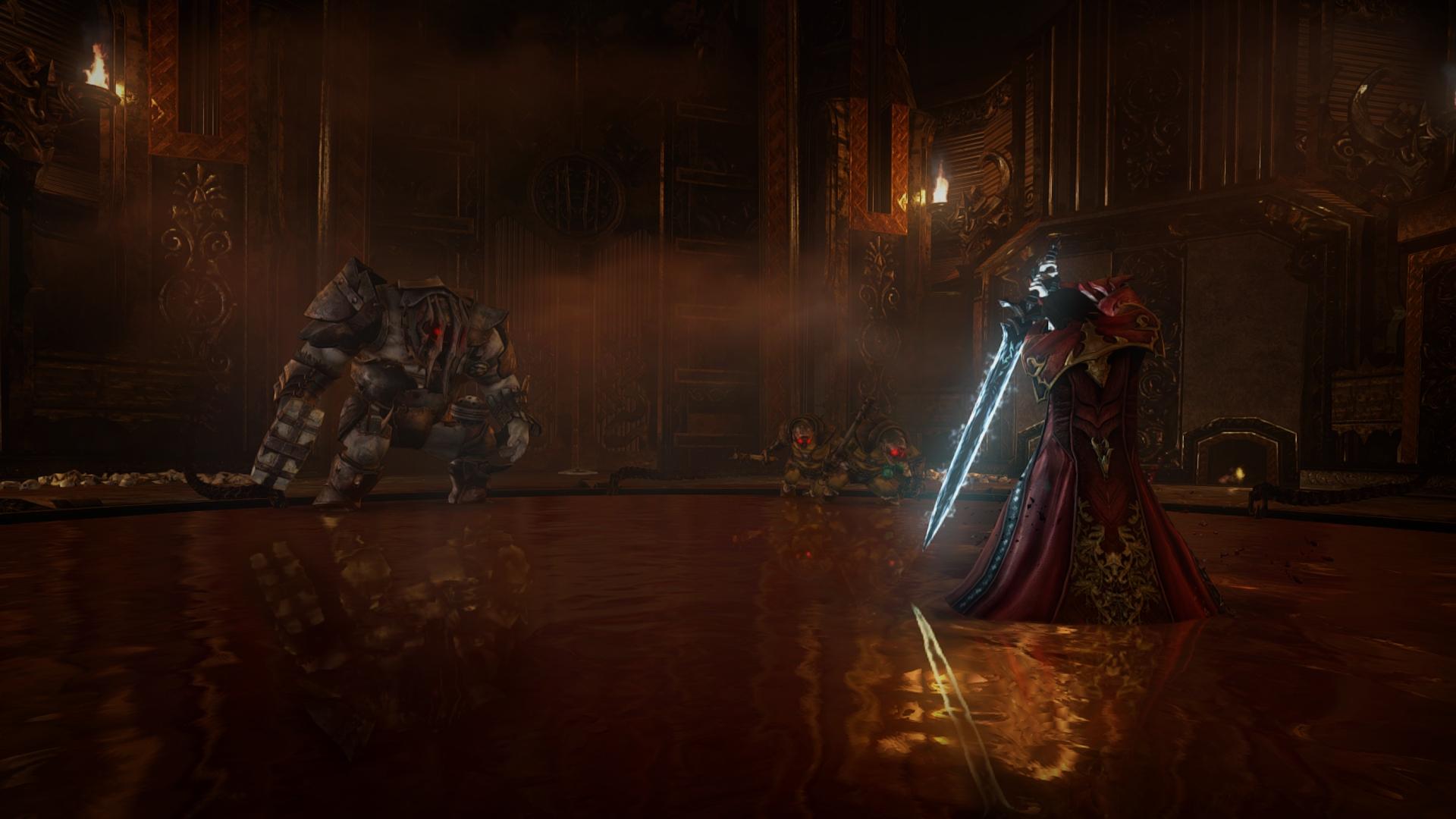 Screenshoty z Castlevania: Lords of Shadow 2 84890