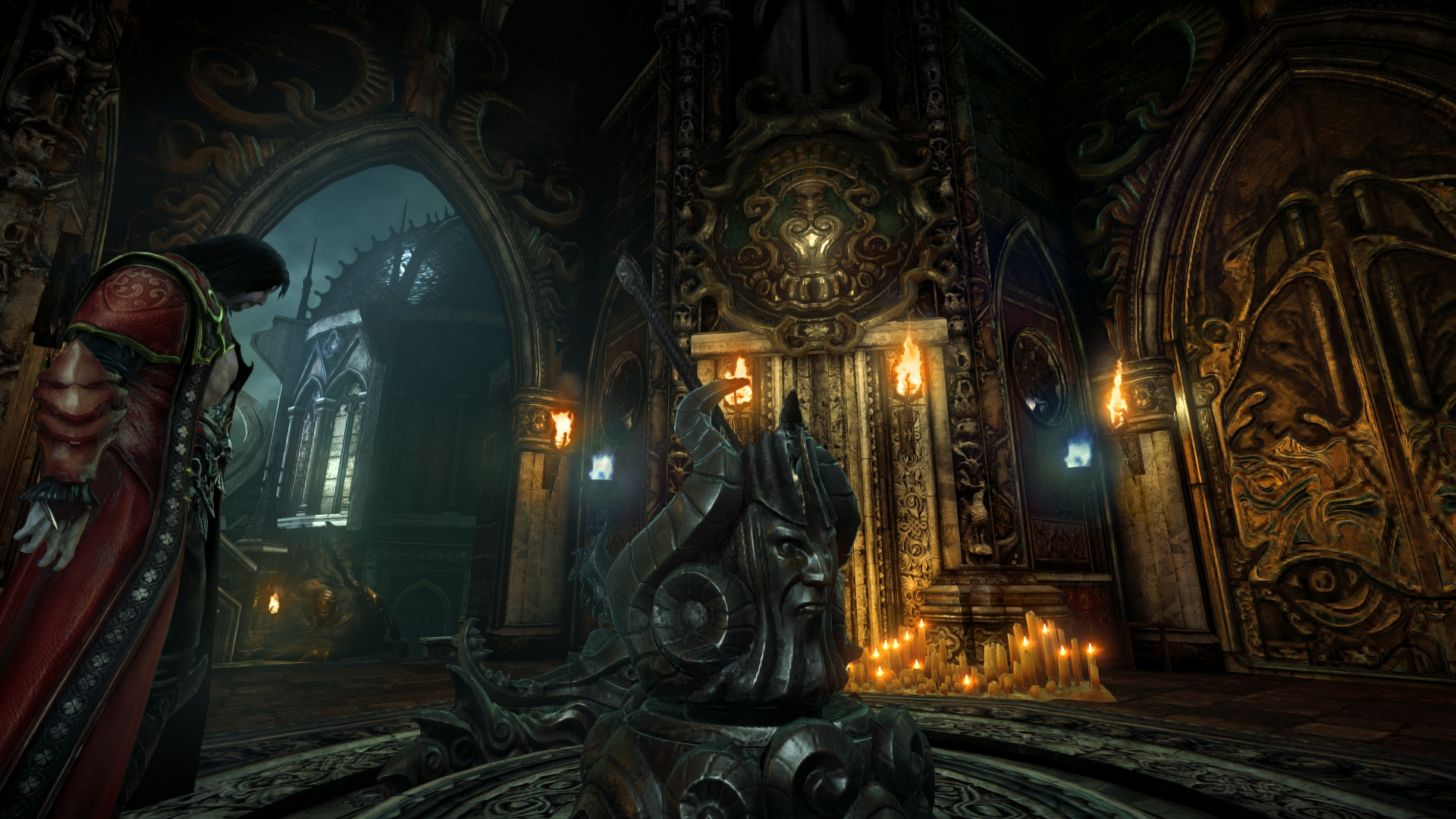 Screenshoty z Castlevania: Lords of Shadow 2 84891