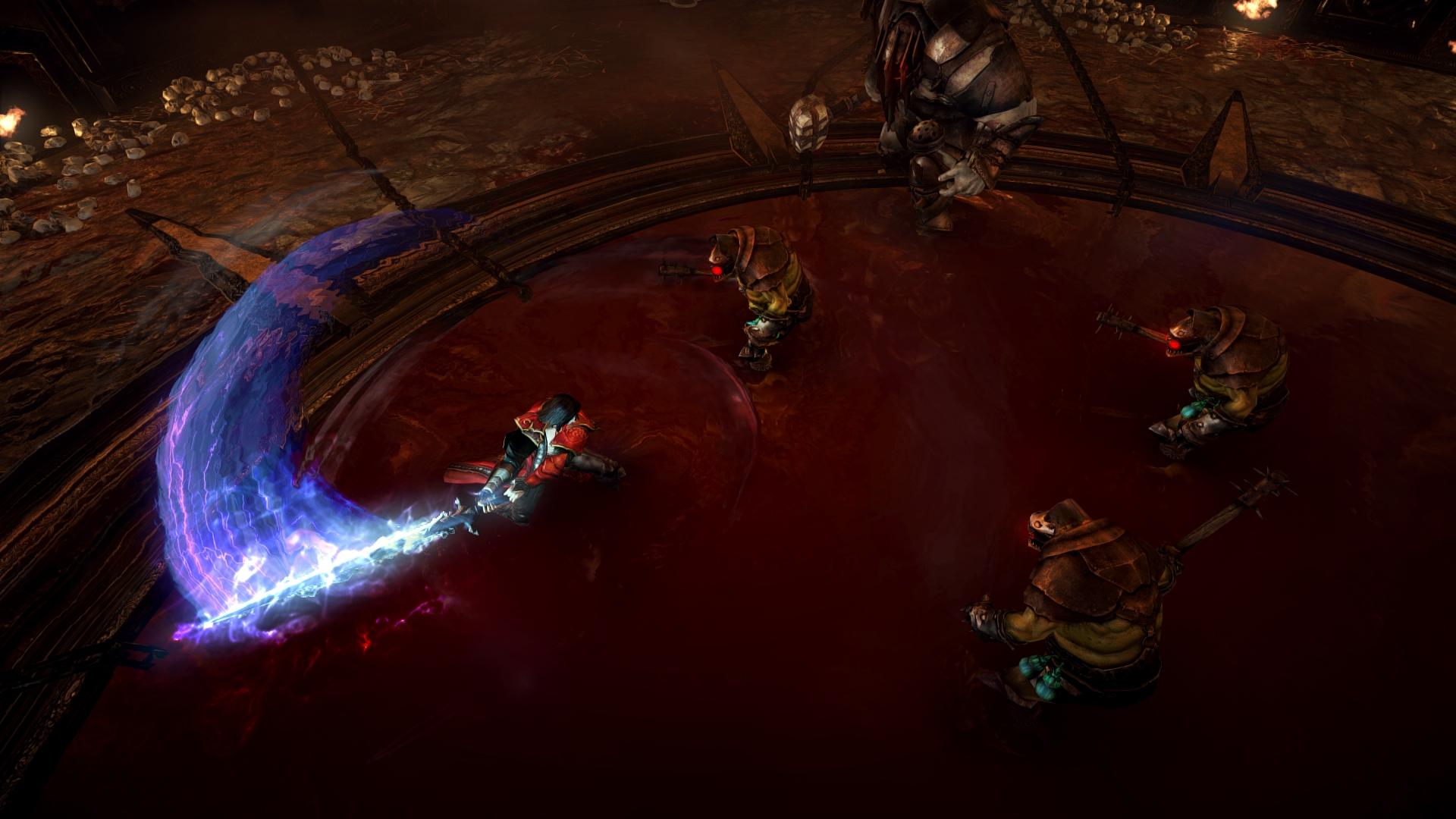 Screenshoty z Castlevania: Lords of Shadow 2 84894