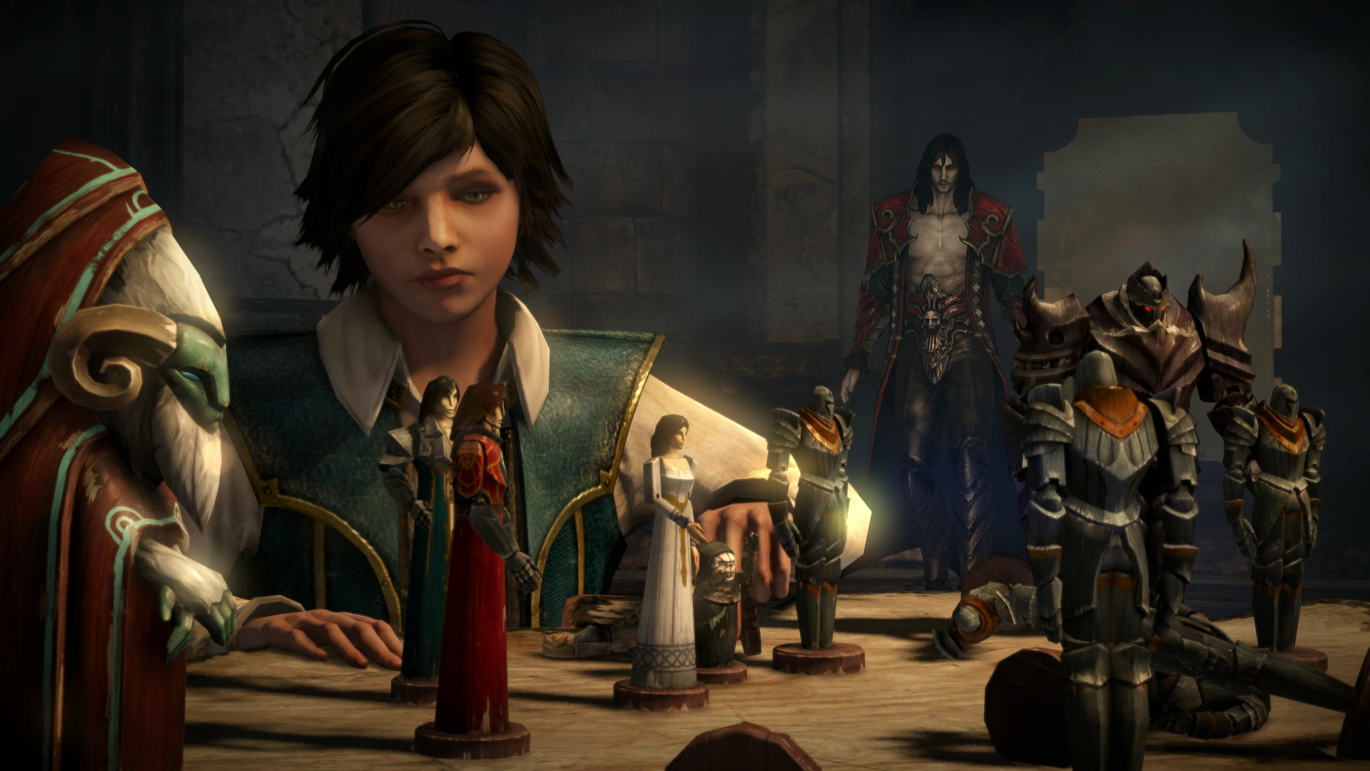 Screenshoty z Castlevania: Lords of Shadow 2 84896