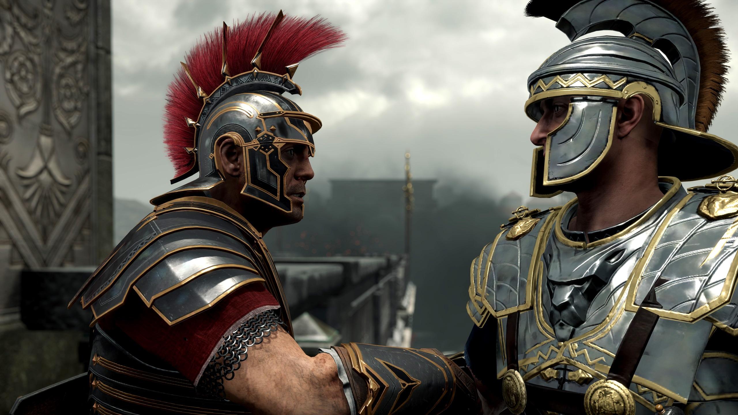 Seznamte se s hrdiny starověké akce Ryse 84925