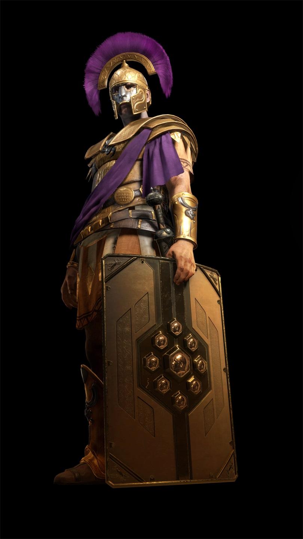 Seznamte se s hrdiny starověké akce Ryse 84928