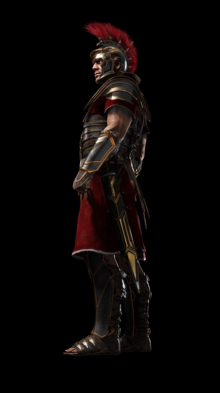 Seznamte se s hrdiny starověké akce Ryse 84929