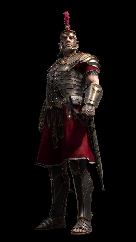 Seznamte se s hrdiny starověké akce Ryse 84930