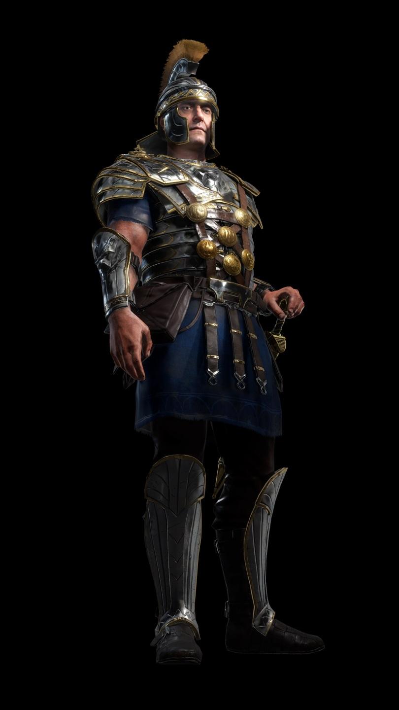 Seznamte se s hrdiny starověké akce Ryse 84933