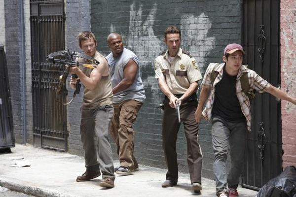 The Walking Dead ve světě her aneb jedno překvapení, jeden průšvih a něco navíc 84948