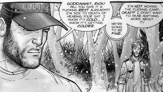 The Walking Dead ve světě her aneb jedno překvapení, jeden průšvih a něco navíc 84952