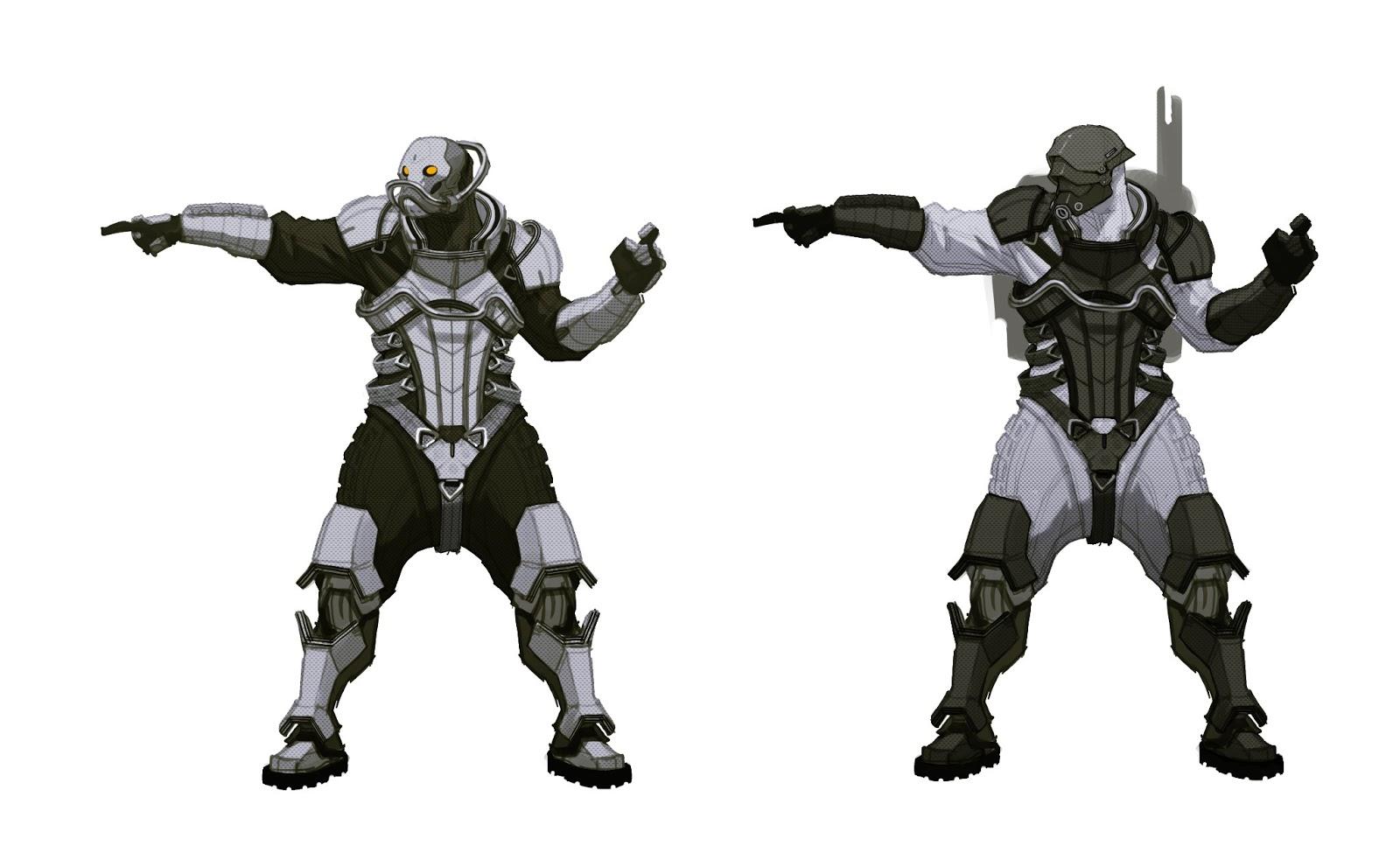 Takhle mohl původně vypadat Mass Effect a Dragon Age 85117