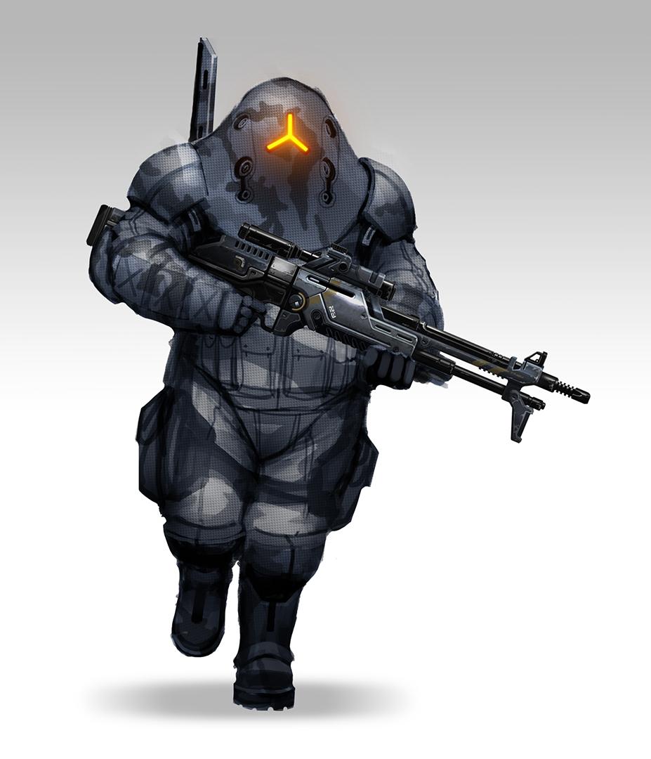 Takhle mohl původně vypadat Mass Effect a Dragon Age 85119