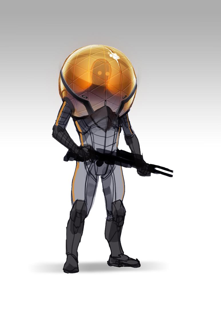 Takhle mohl původně vypadat Mass Effect a Dragon Age 85120