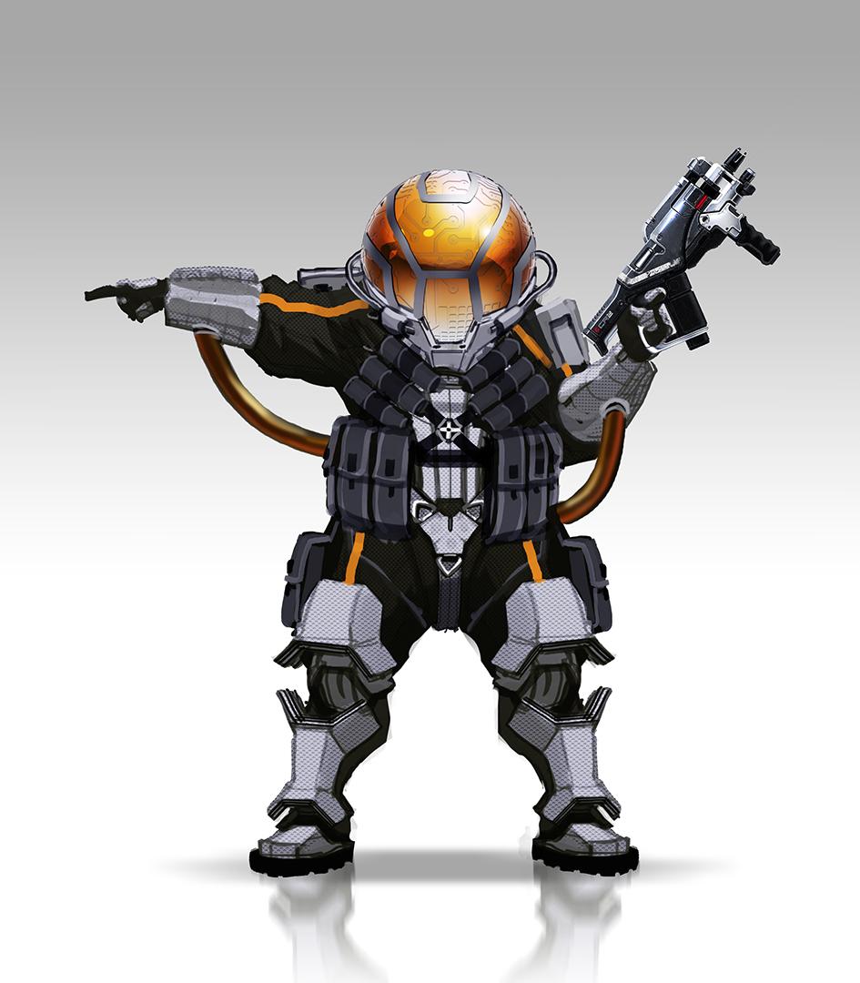 Takhle mohl původně vypadat Mass Effect a Dragon Age 85121