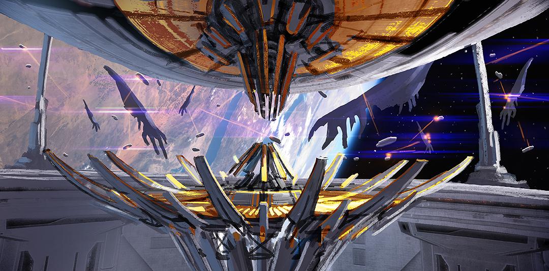 Takhle mohl původně vypadat Mass Effect a Dragon Age 85130