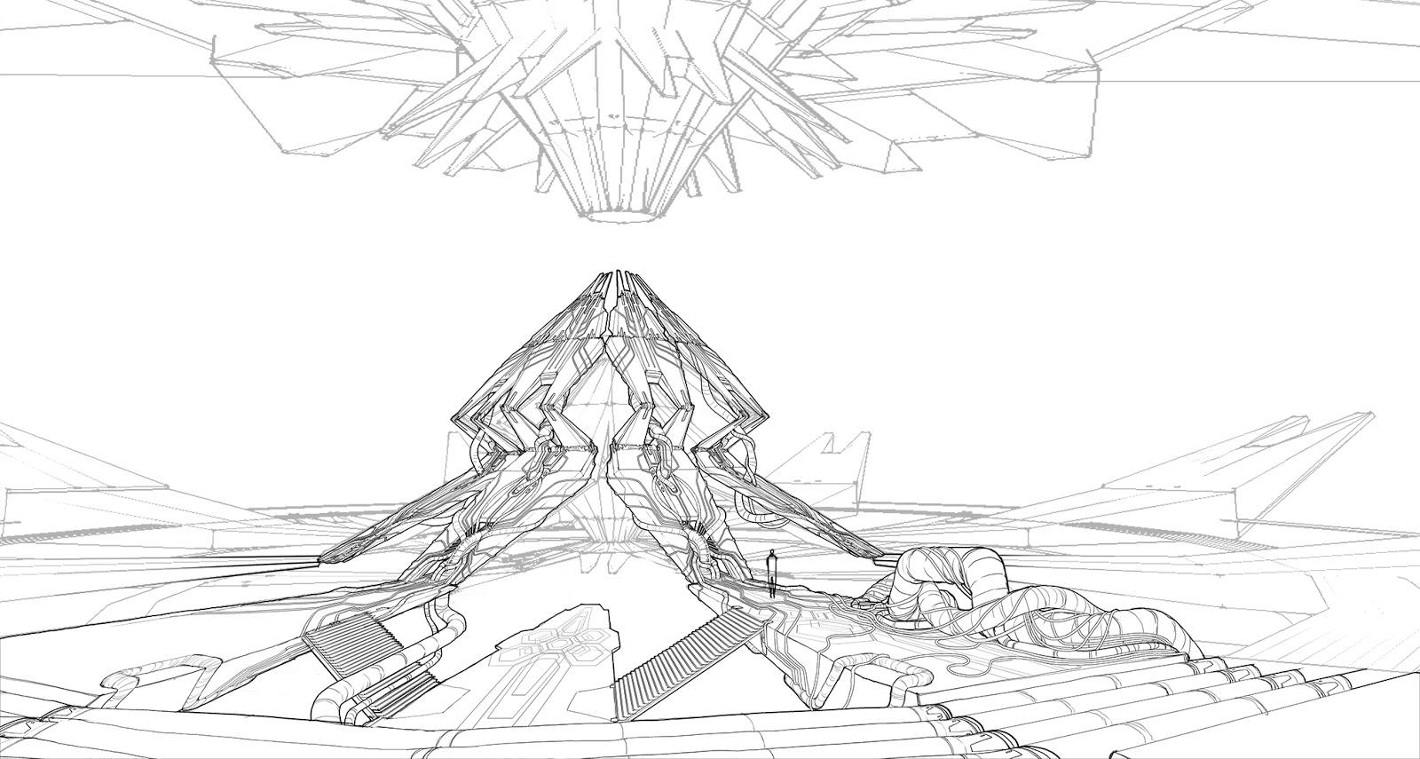 Takhle mohl původně vypadat Mass Effect a Dragon Age 85133