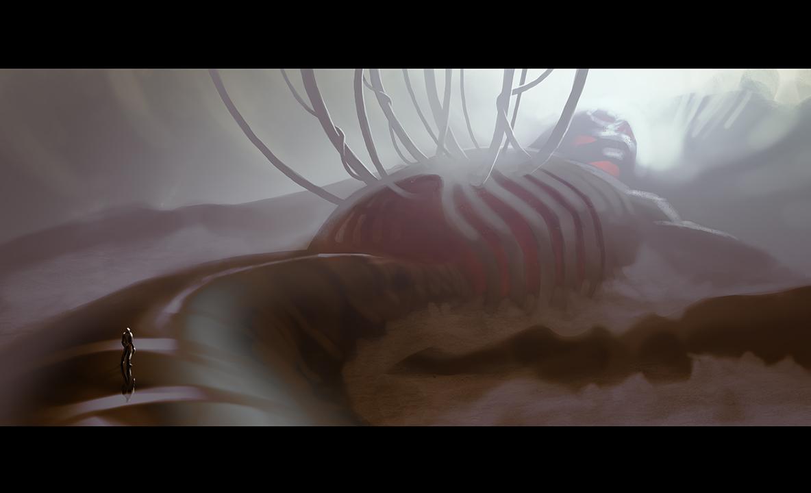 Takhle mohl původně vypadat Mass Effect a Dragon Age 85139