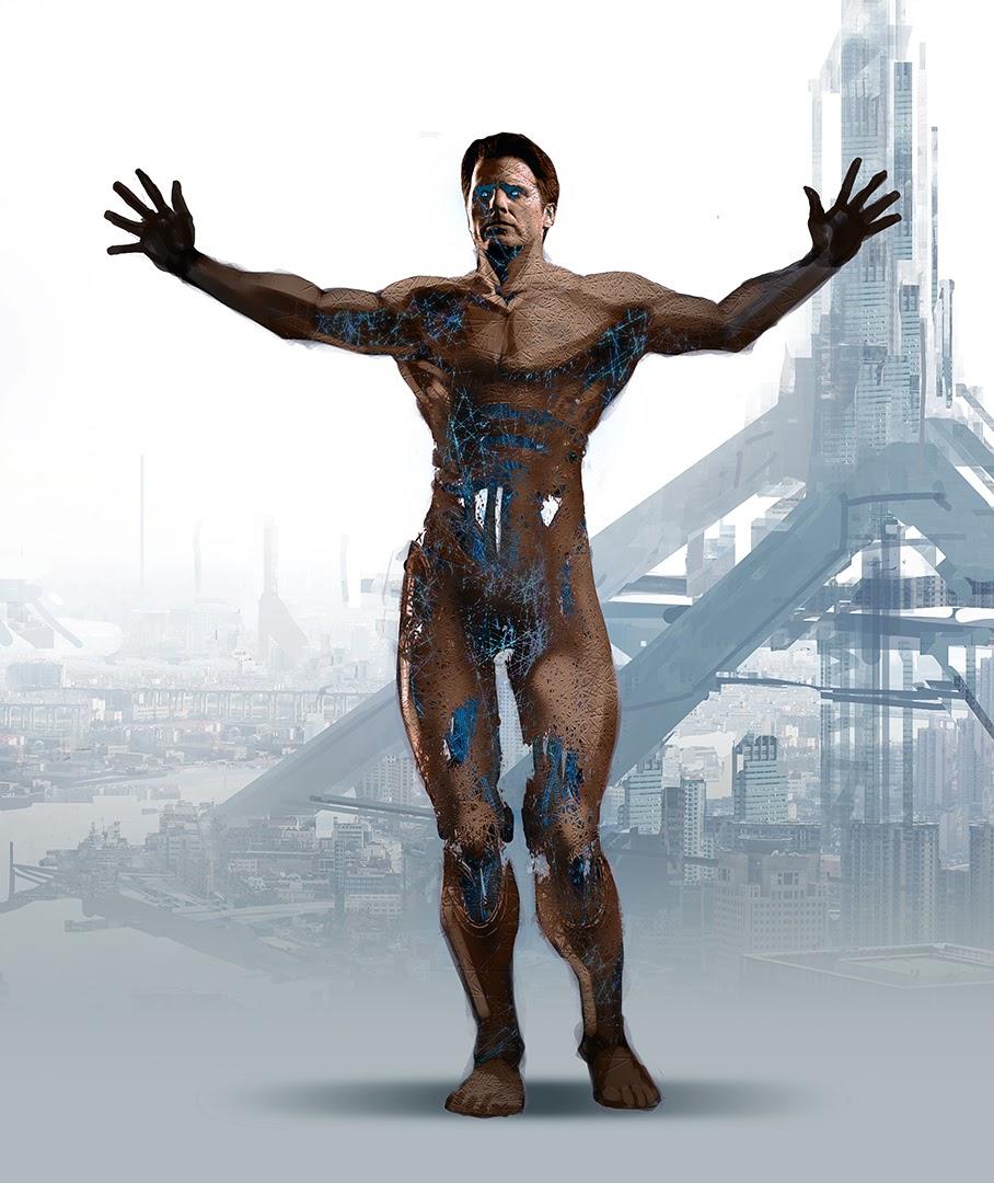 Takhle mohl původně vypadat Mass Effect a Dragon Age 85140