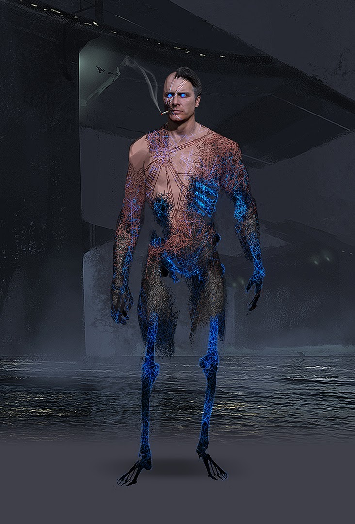 Takhle mohl původně vypadat Mass Effect a Dragon Age 85141