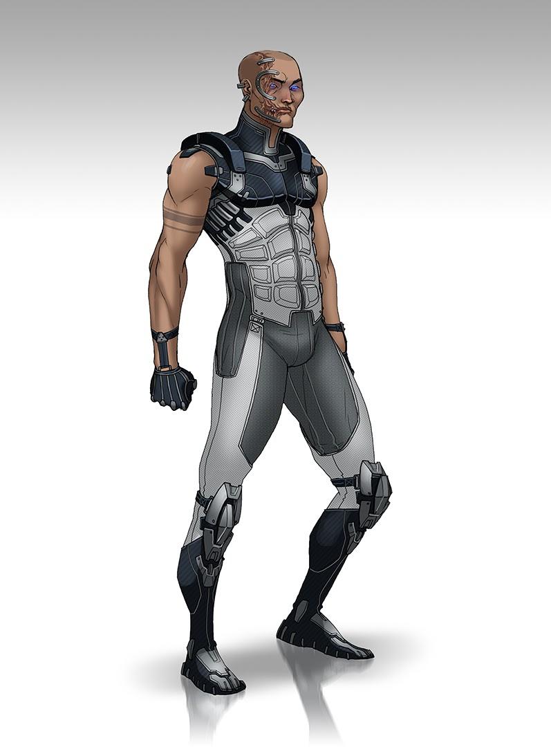 Takhle mohl původně vypadat Mass Effect a Dragon Age 85146