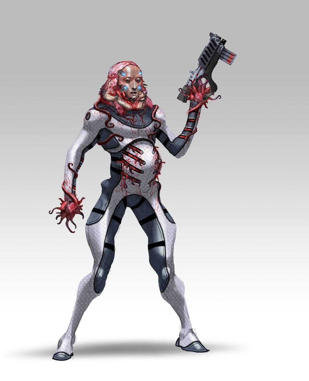 Takhle mohl původně vypadat Mass Effect a Dragon Age 85147
