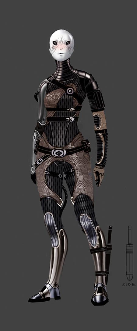 Takhle mohl původně vypadat Mass Effect a Dragon Age 85151