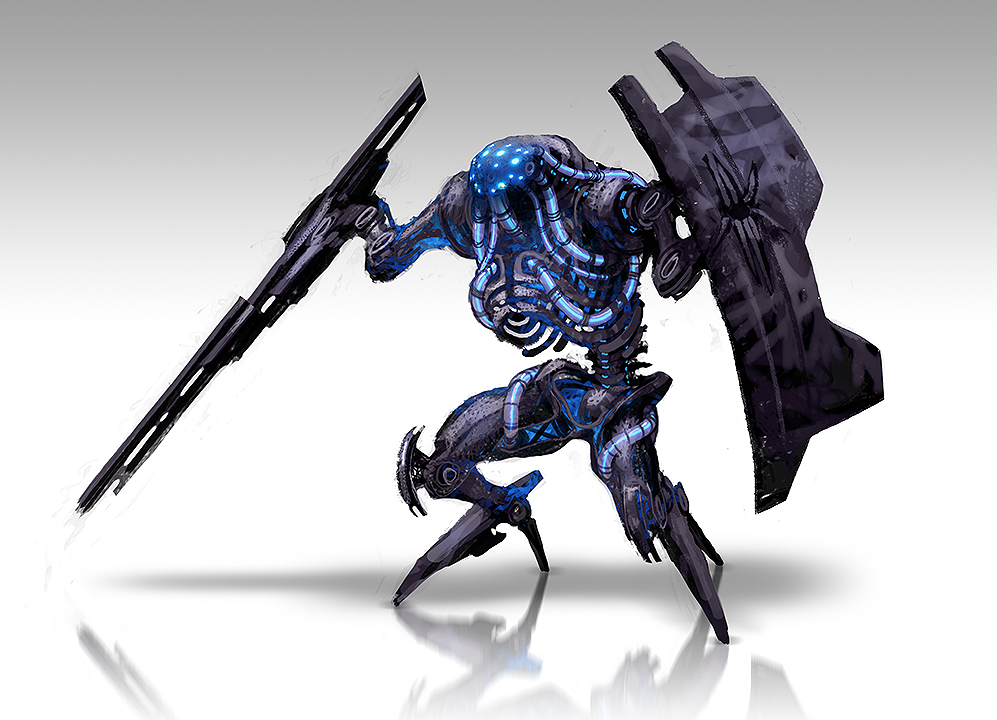 Takhle mohl původně vypadat Mass Effect a Dragon Age 85152