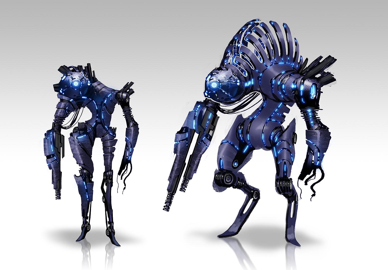 Takhle mohl původně vypadat Mass Effect a Dragon Age 85153