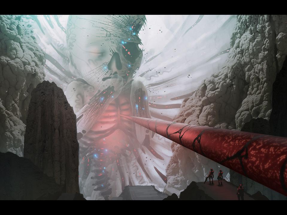 Takhle mohl původně vypadat Mass Effect a Dragon Age 85156