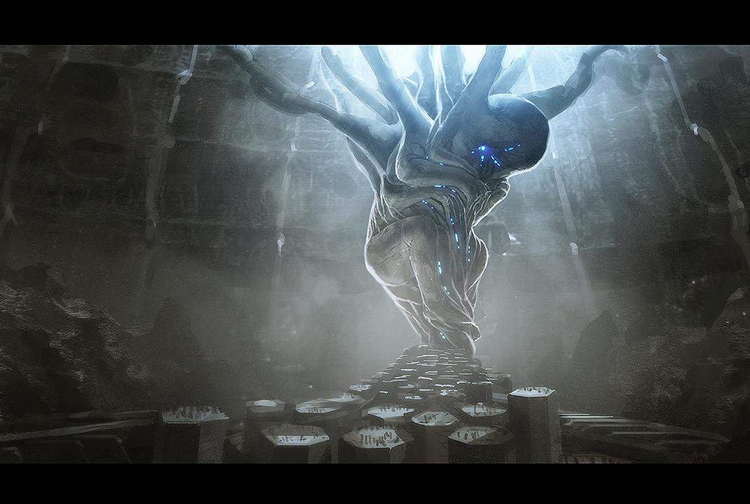 Takhle mohl původně vypadat Mass Effect a Dragon Age 85157