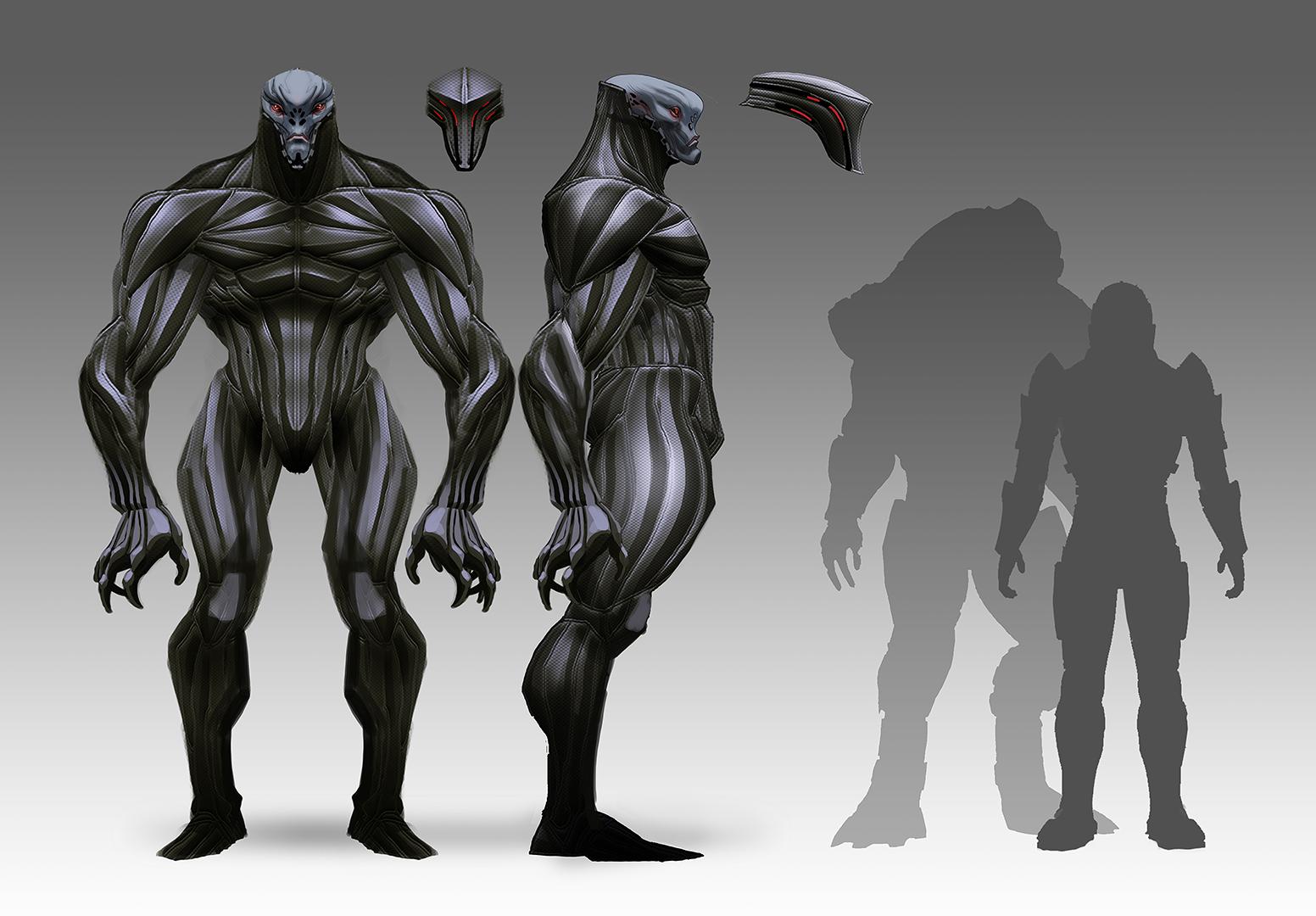 Takhle mohl původně vypadat Mass Effect a Dragon Age 85159