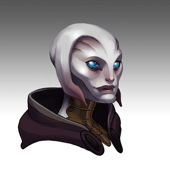 Takhle mohl původně vypadat Mass Effect a Dragon Age 85164