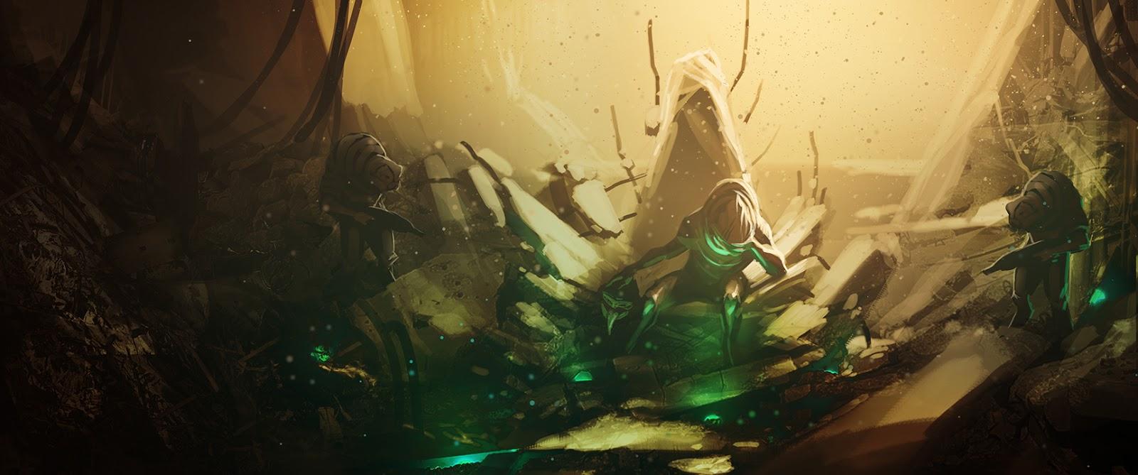 Takhle mohl původně vypadat Mass Effect a Dragon Age 85168