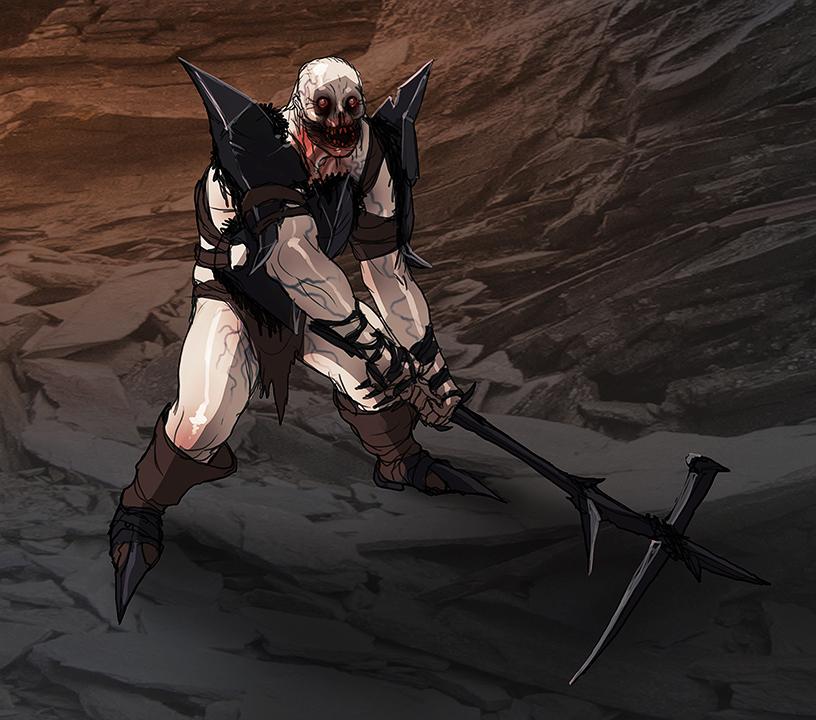 Takhle mohl původně vypadat Mass Effect a Dragon Age 85183