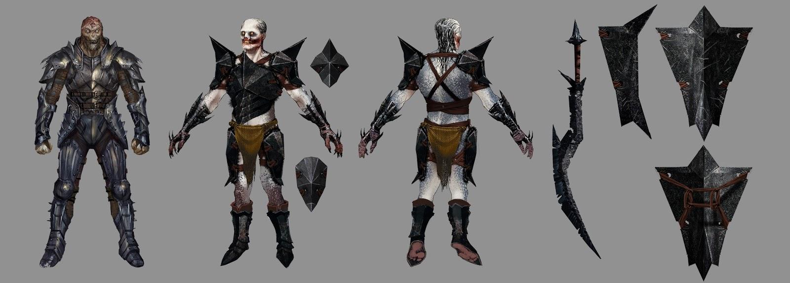 Takhle mohl původně vypadat Mass Effect a Dragon Age 85185