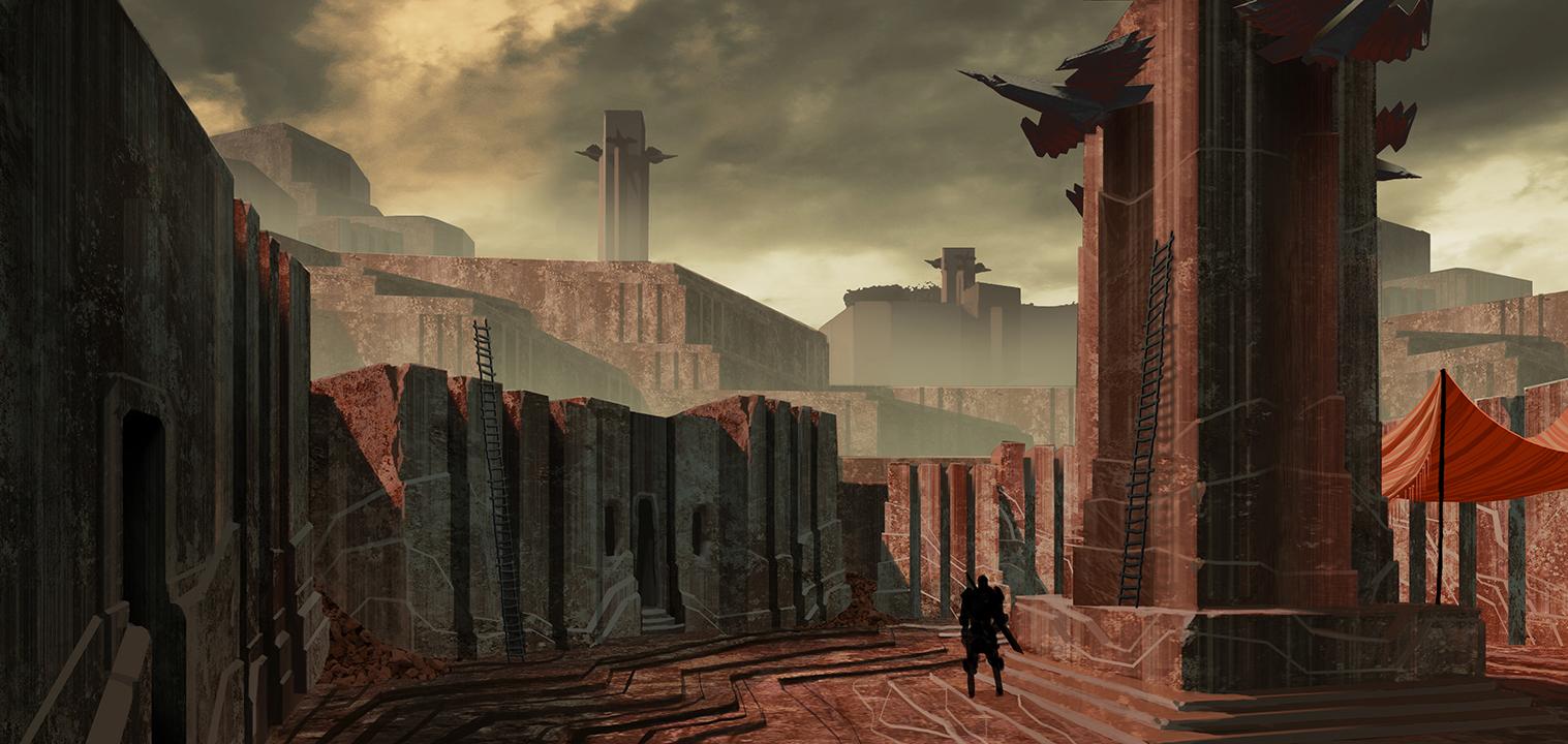 Takhle mohl původně vypadat Mass Effect a Dragon Age 85186