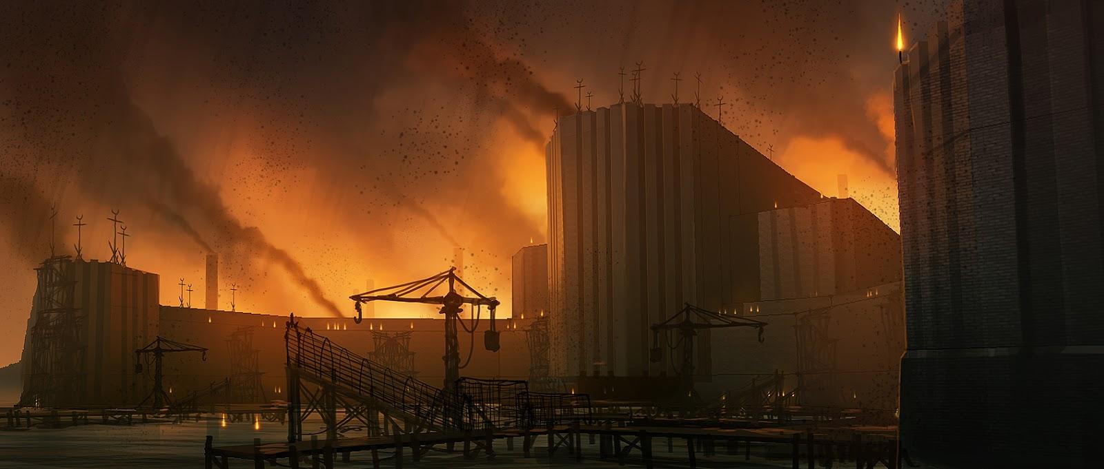 Takhle mohl původně vypadat Mass Effect a Dragon Age 85187