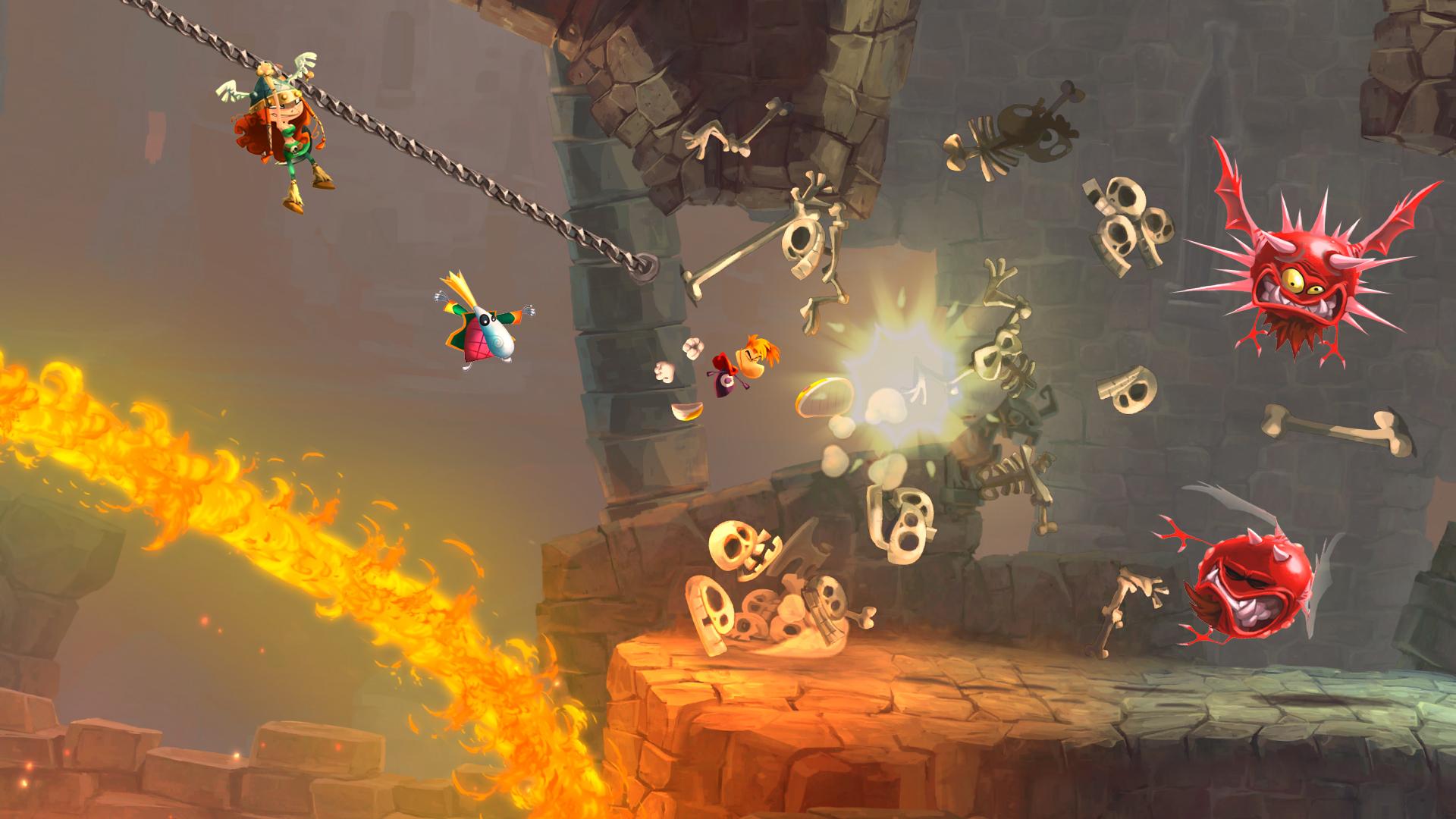Rayman Legends - Legenda se vrací 85206