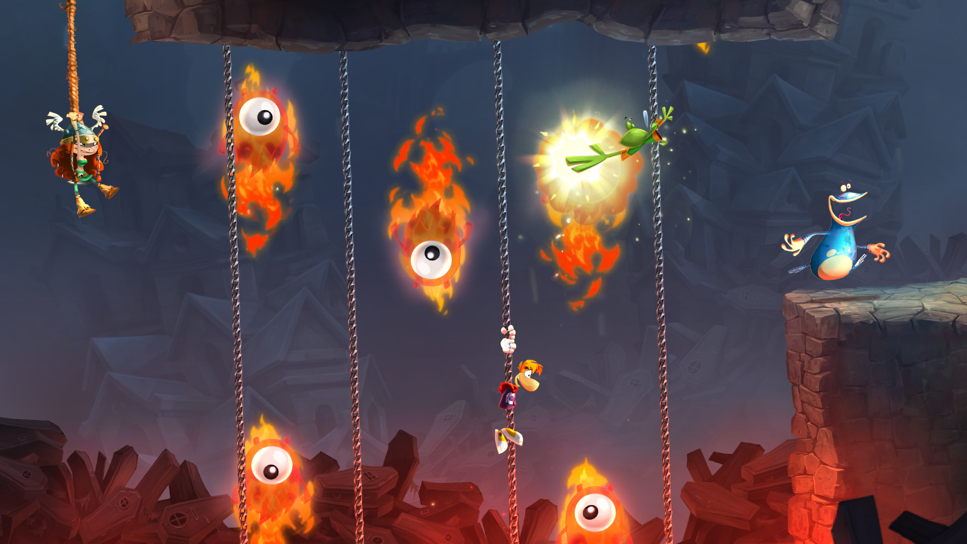 Rayman Legends - Legenda se vrací 85207